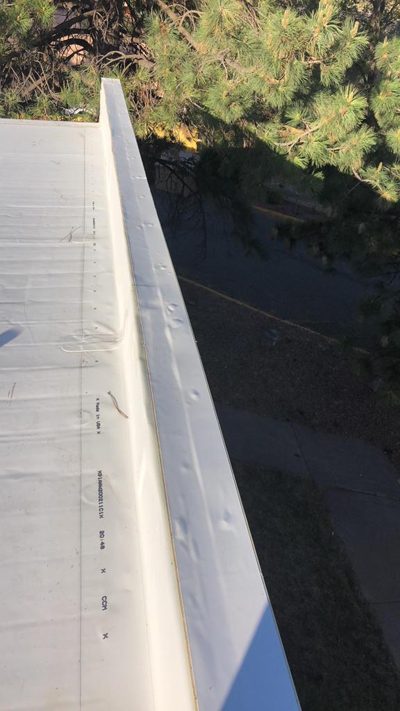 Tpo Roofs Hamilton Roofing Company In Carlsbad Ruidoso